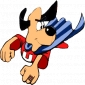 Underdog played by Wally Cox