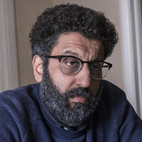 Hassan Mahmoud played by Adeel Akhtar
