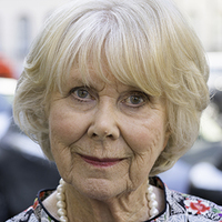 Joy Dunphy played by Wendy Craig