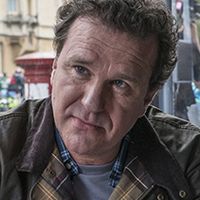 Paul Nixon played by Douglas Hodge