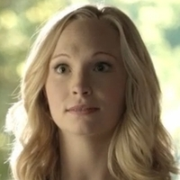 Caroline Forbes played by Candice King