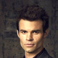 Elijah Mikaelson played by Daniel Gillies