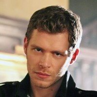 Klaus played by Joseph Morgan