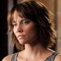 Rose played by Lauren Cohan