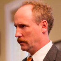 Mike McLintock played by Matt Walsh