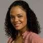 Jackie Cook played by Tessa Thompson