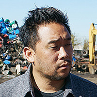 David Choe - Correspondent played by David Choe