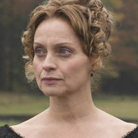 Duchess of Kent played by Catherine Flemming