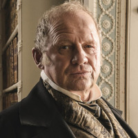 Duke of Cumberland played by Peter Firth