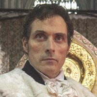 Lord Melbourneplayed by Rufus Sewell