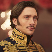 Prince Ernest played by David Oakes
