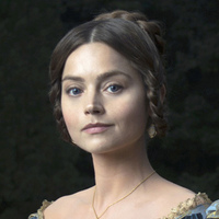 Queen Victoriaplayed by Jenna Coleman