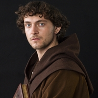 Athelstan played by George Blagden