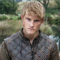 Bjorn  played by Alexander Ludwig