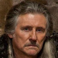 Earl Haraldson played by Gabriel Byrne