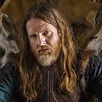 King Horik played by Donal Logue