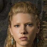 Lagertha played by Katheryn Winnick