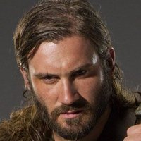 Rollo played by Clive Standen