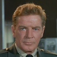 Adm. Harriman Nelson played by Richard Basehart