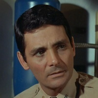 Cpt. Lee B. Crane played by David Hedison