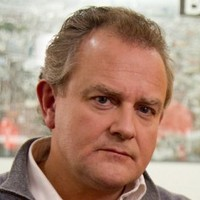Ian Fletcher played by Hugh Bonneville