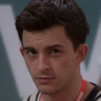 Jack Patterson played by Jonathan Bailey