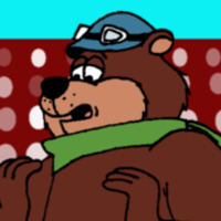 Blubber Bear played by John Stephenson