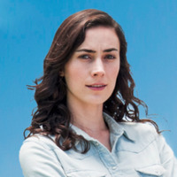 Chelsea Babbage played by Geraldine Hakewill