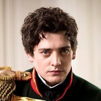 Boris Drubetskoy played by Aneurin Barnard