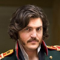 Fedya Dolokhov played by Tom Burke