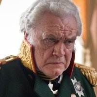 General Kutuzov played by Brian Cox