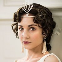 Helene Kuragin played by Tuppence Middleton