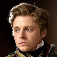 Nikolai Rostov played by Jack Lowden