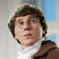 Pierre Bezukhov played by Paul Dano