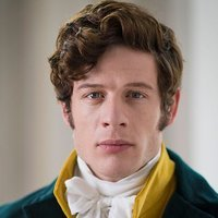 Prince Andrei Bolkonsky played by James Norton