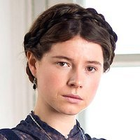 Princess Marya Bolkonskaya played by Jessie Buckley