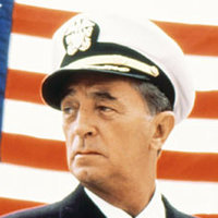 Capt. Victor 'Pug' Henry played by Robert Mitchum