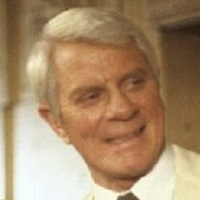 Palmer Kirby played by Peter Graves
