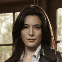 H.G. Wells played by Jaime Murray