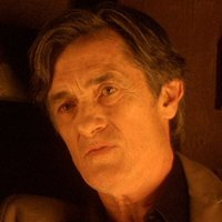 James MacPherson played by Roger Rees