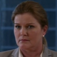 Jane Lattimer played by Kate Mulgrew