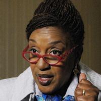 Mrs. Frederic played by CCH Pounder