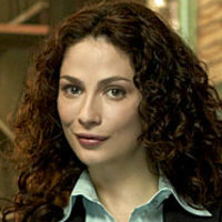 Myka Bering played by Joanne Kelly