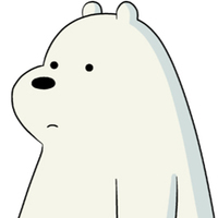 Ice Bear We Bare Bears