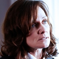 Meg Jackson played by Catherine McClements