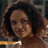 Charlotte Hale played by Tessa Thompson