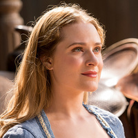 Dolores Abernathy played by Evan Rachel Wood
