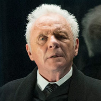 Dr. Robert Ford played by Anthony Hopkins