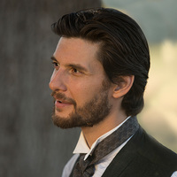 Logan played by Ben Barnes