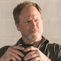 Peter Abernathy played by Louis Herthum